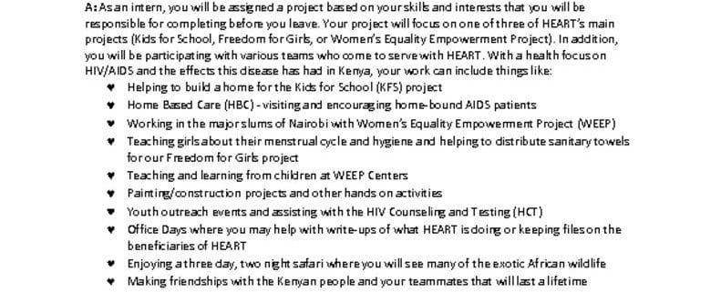 thumbnail of HEART_InternFAQ_rev2011