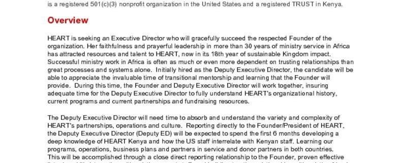 thumbnail of 180115HEARTExecutiveDirectorOpportunityProfile