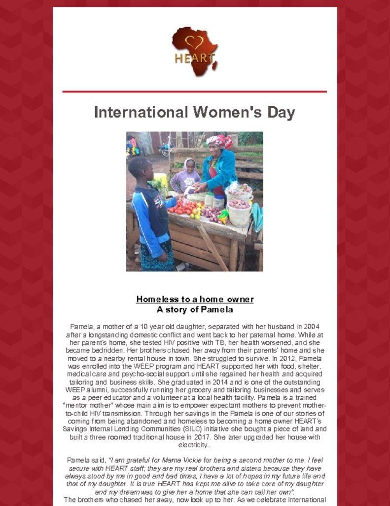 thumbnail of International Women's Day